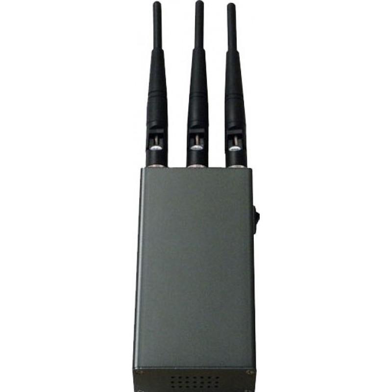 66,95 € Envoi gratuit | Bloqueurs de Téléphones Mobiles Bloqueur de signal portable Cell phone GSM Handheld