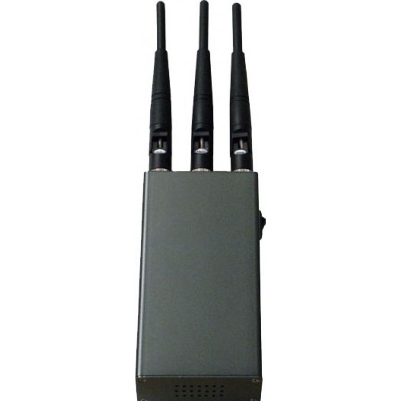 66,95 € Free Shipping   Cell Phone Jammers Portable handheld signal blocker Cell phone GSM Handheld