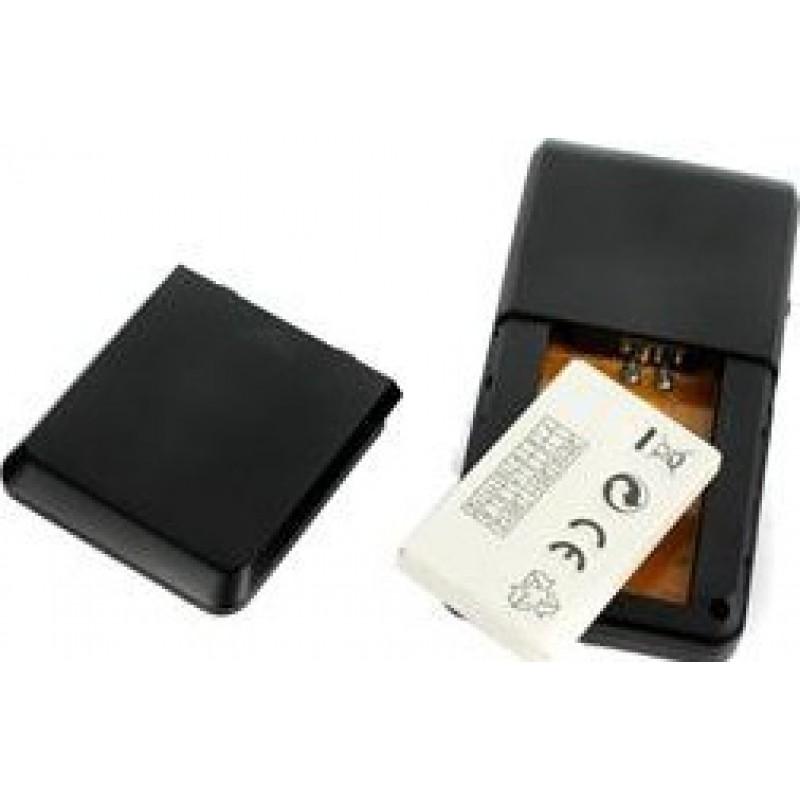 33,95 € Бесплатная доставка | Блокаторы мобильных телефонов Мини портативный блокатор сигналов Cell phone 3G Portable