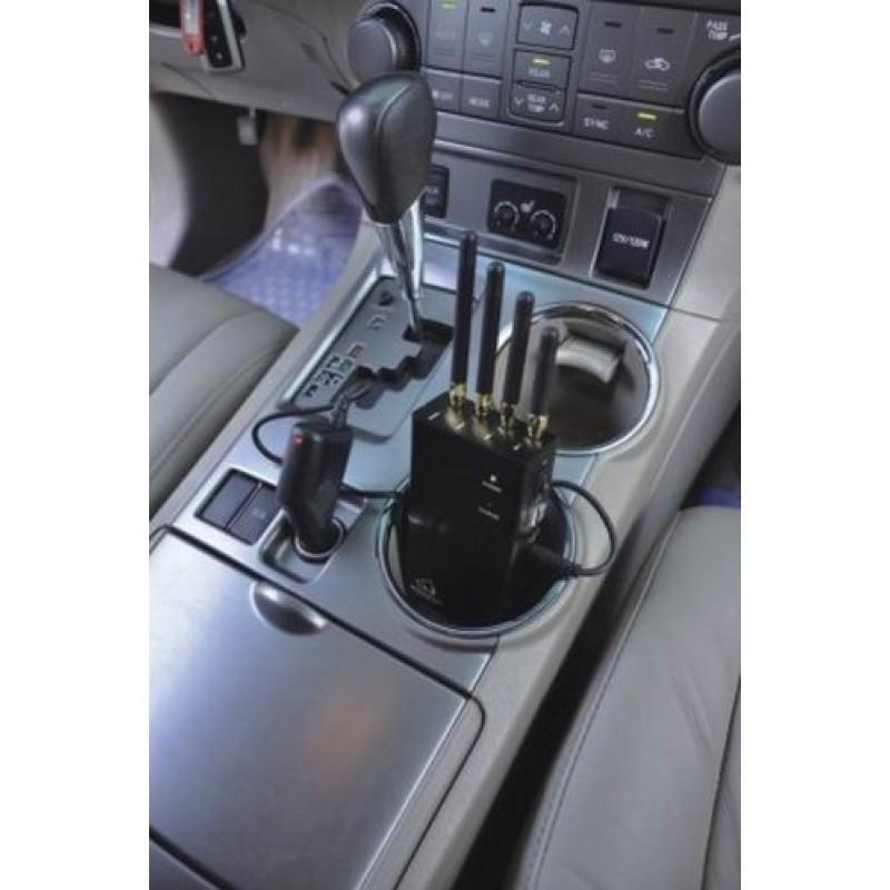 73,95 € 免费送货 | 手机干扰器 带可选开关的手持信号阻断器 GPS GPS L1 Handheld