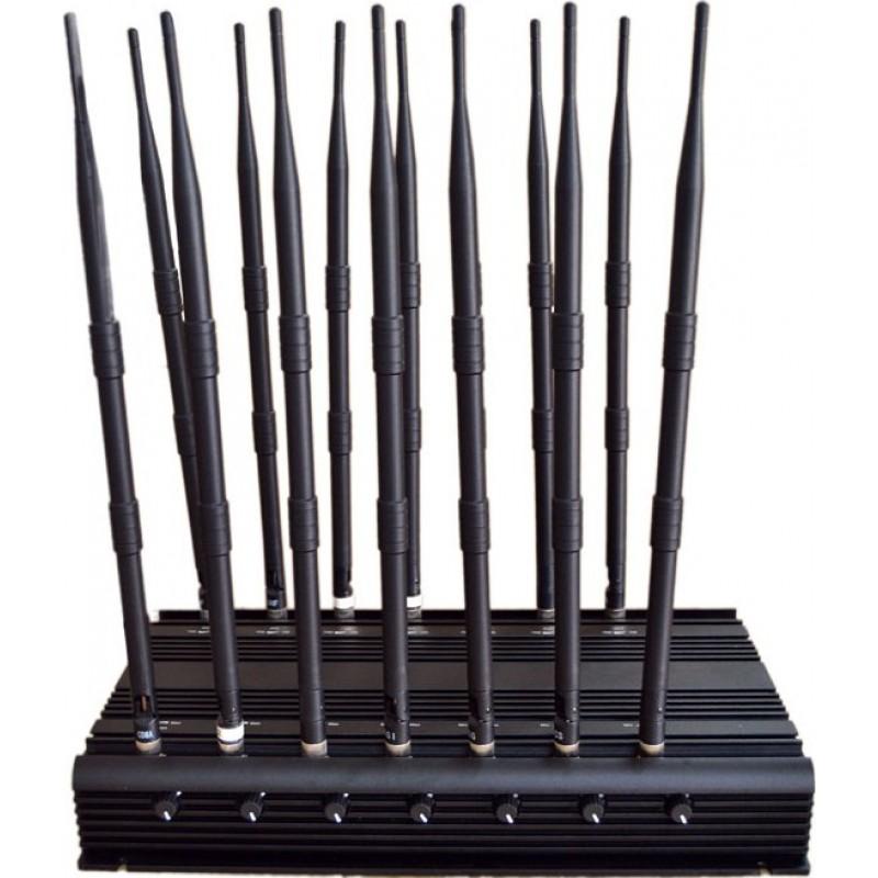 296,95 € Kostenloser Versand   Handy-Störsender 14 Antennen. Einstellbarer leistungsfähiger Signalblocker. Alle Telefonbänder signalisieren Blocker GPS GSM