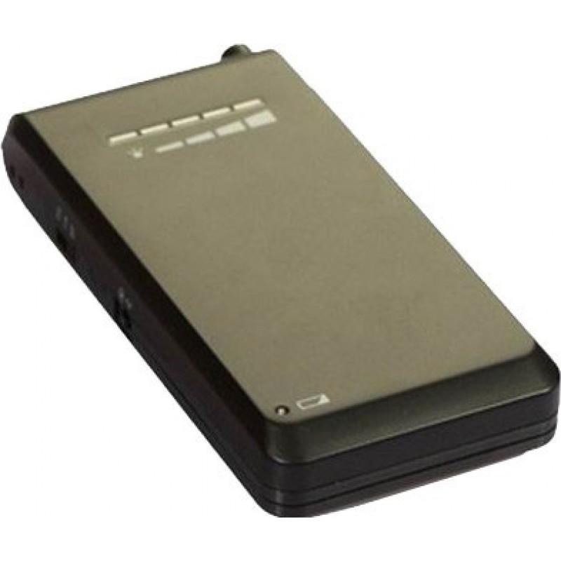 33,95 € 免费送货 | 手机干扰器 迷你便携式信号拦截器 Cell phone 3G Portable