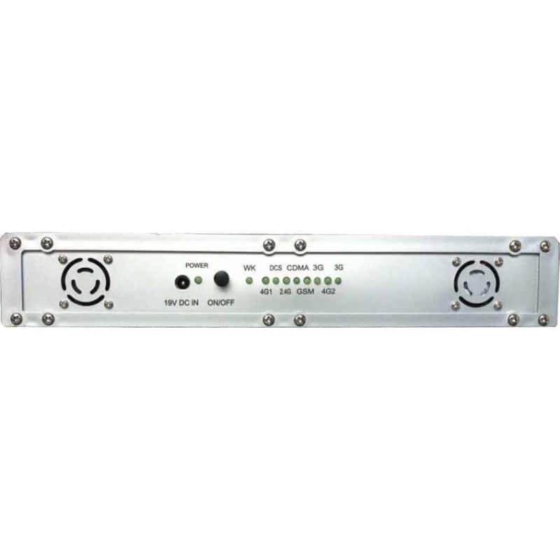 238,95 € Kostenloser Versand | Handy-Störsender 16 Band. Vollband 135-2600 MHz. Desktop-Signalblocker Cell phone GSM Desktop