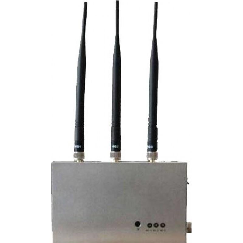 71,95 € Envoi gratuit   Bloqueurs de Téléphones Mobiles Bloqueur de signal télécommandé Cell phone 4G