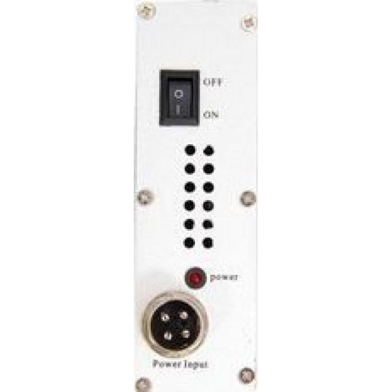 99,95 € 免费送货 | 手机干扰器 高功率信号阻断器。 8个天线 GPS 3G