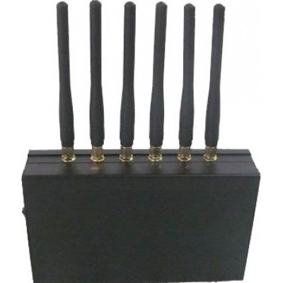 6 Bands. All remote controls signal blocker Radio Frequency