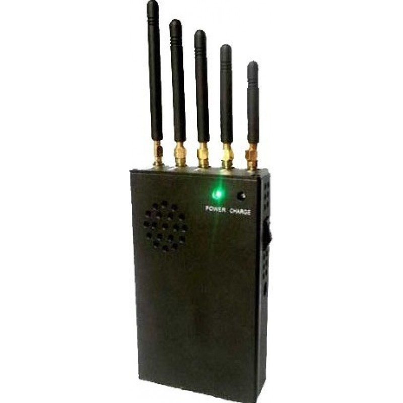 82,95 € Free Shipping   Cell Phone Jammers Portable signal blocker Cell phone 3G Portable