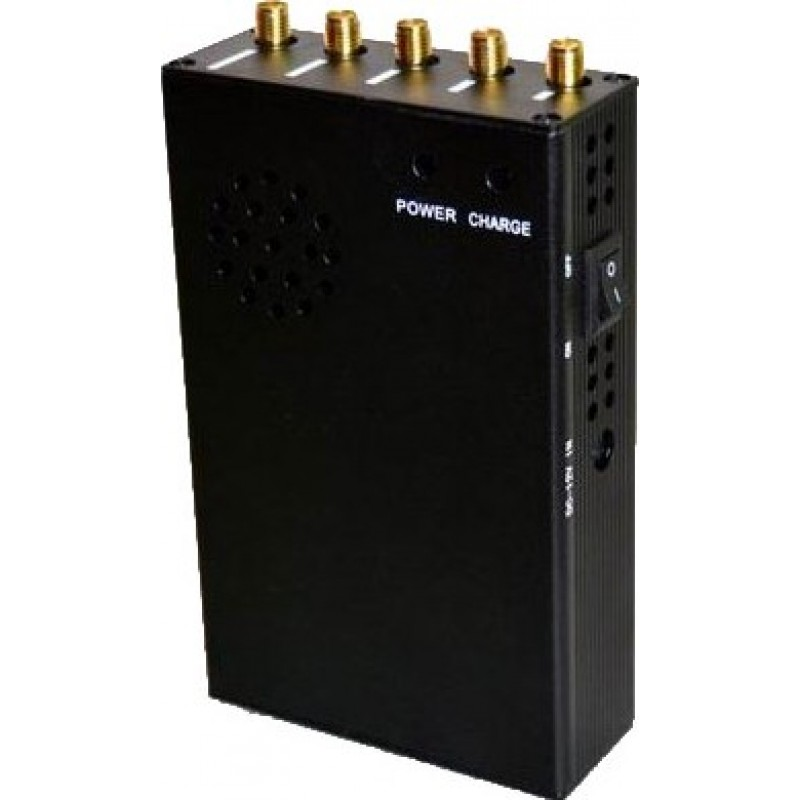 82,95 € Envoi gratuit | Bloqueurs de Téléphones Mobiles 3W Bloqueur de signal portable Cell phone 3G Portable