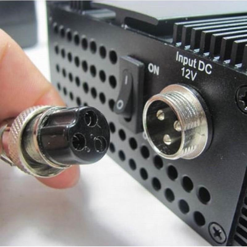 114,95 € Kostenloser Versand   Handy-Störsender 6 Signalblocker für Antennen GPS GSM