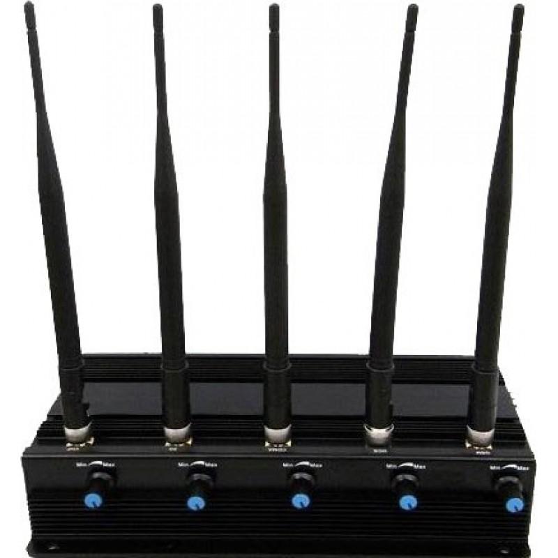 89,95 € Бесплатная доставка | Блокаторы мобильных телефонов Блокатор сигналов высокой мощности GPS