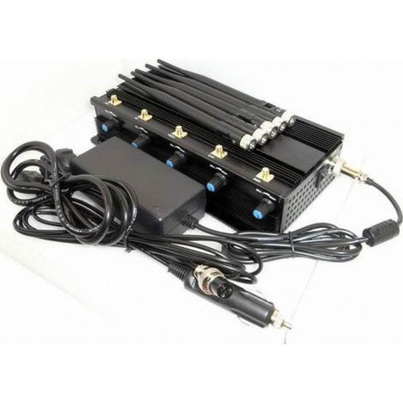 89,95 € Envoi gratuit   Bloqueurs de Téléphones Mobiles Bloqueur de signal haute puissance GPS