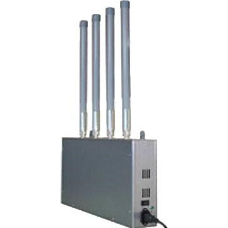 691,95 € 免费送货 | 手机干扰器 高功率信号阻断器。全向玻璃纤维天线 Cell phone