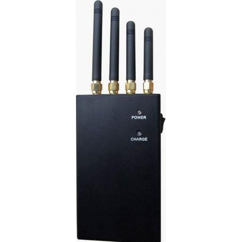 9,95 € Envoi gratuit   Bloqueurs de Téléphones Mobiles Bloqueur de signal portable Cell phone Portable