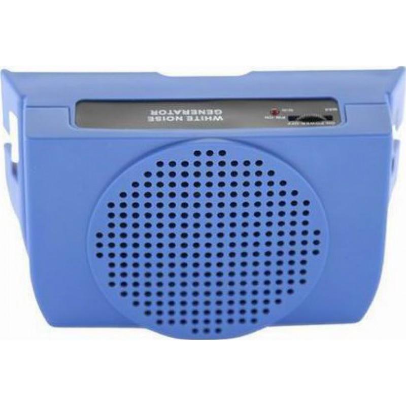 117,95 € Kostenloser Versand   Audio-Voice-Störsender Generator für weißes Rauschen. Audio- und Voice-Recorder-Blocker. Anti-Spion-Audio-Gadget Audio