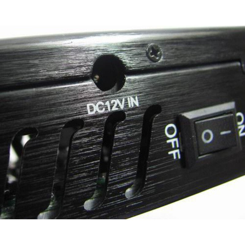 82,95 € Kostenloser Versand | Handy-Störsender 5 Antennen. Tragbarer Signalblocker GPS 3G Portable