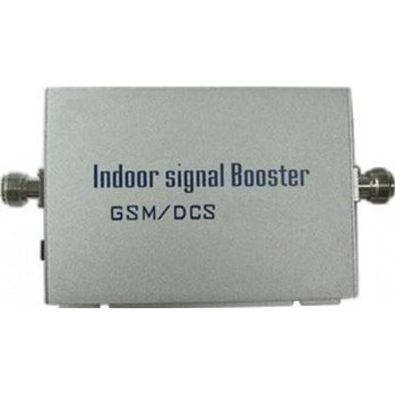 154,95 € Envío gratis | Amplificadores de Señal Repetidor de señal de teléfono móvil de doble banda. Amplificador. Amplificador de señal GSM