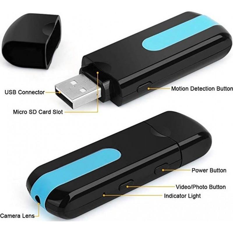 41,95 € Free Shipping   USB Drive Hidden Cameras USB Flash Drive. Portable Hidden Camera. 16GB. Motion Detection. DV Camcorder. Home Improvement