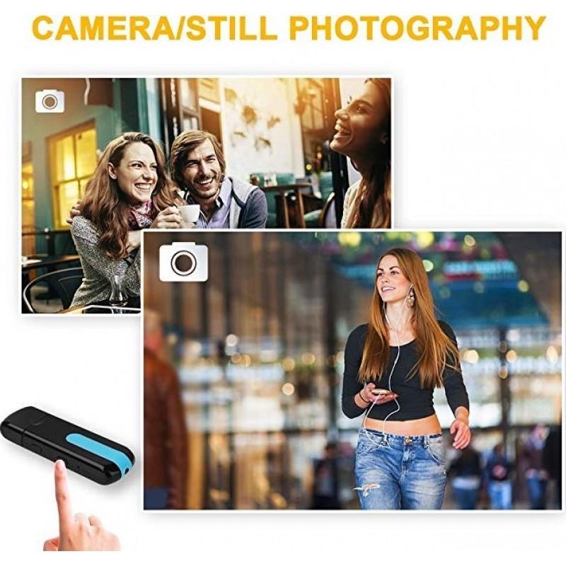 41,95 € Envoi gratuit   USB Espion Clé USB. Caméra cachée portable. 16 GB. Détection de mouvement. Caméscope DV. Amélioration de l'habitat