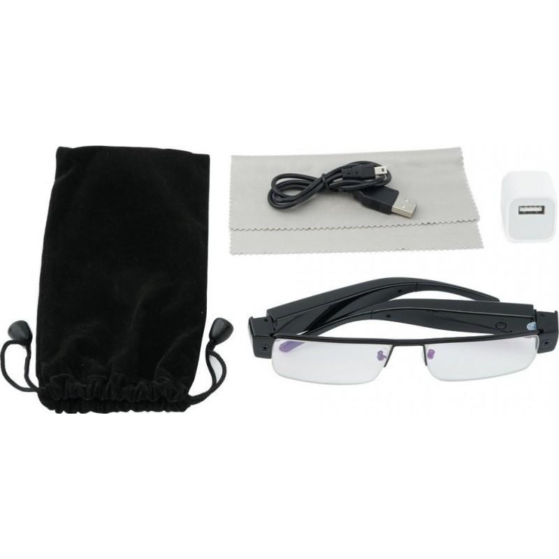 57,95 € Kostenloser Versand   USB-Sticks mit versteckten Kameras Brille mit versteckter Kamera. Mini-DV-Camcorder. Videorecorder. 16 GIGABYTE. 1920 x 1080 P