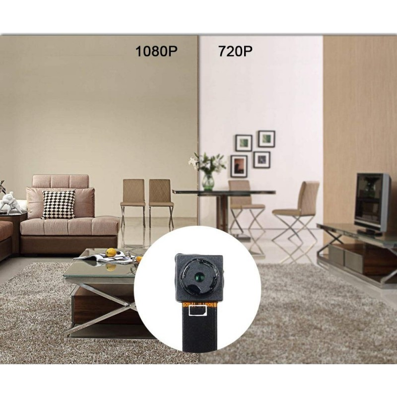 64,95 € Free Shipping | Other Hidden Cameras Mini spy WiFi Camera. 1080P. Hidden Camera Security. Wireless. Portable. Night Vision