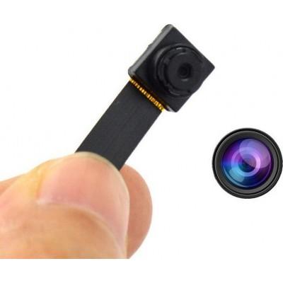 41,95 € Envio grátis | Outras Câmeras Espiã Botão pequeno com câmera escondida. Full HD. 1080p. Resolução de Vídeo Alta Plus. Detector de movimento