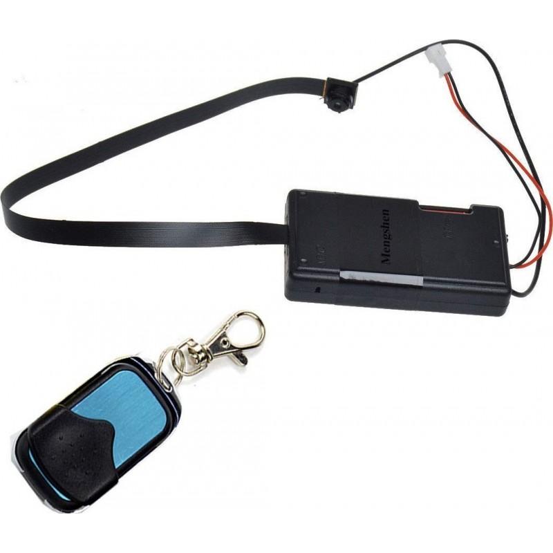 41,95 € Kostenloser Versand | Andere versteckte Kameras Kleiner Knopf mit versteckter Kamera. Full HD. 1080P. Videoauflösung High Plus. Bewegungserkennung