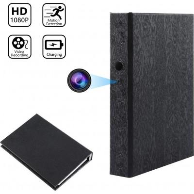 Ordner mit Spionagekamera. HD 1080P. Versteckte Kamera. Videorecorder. Home Security Cam
