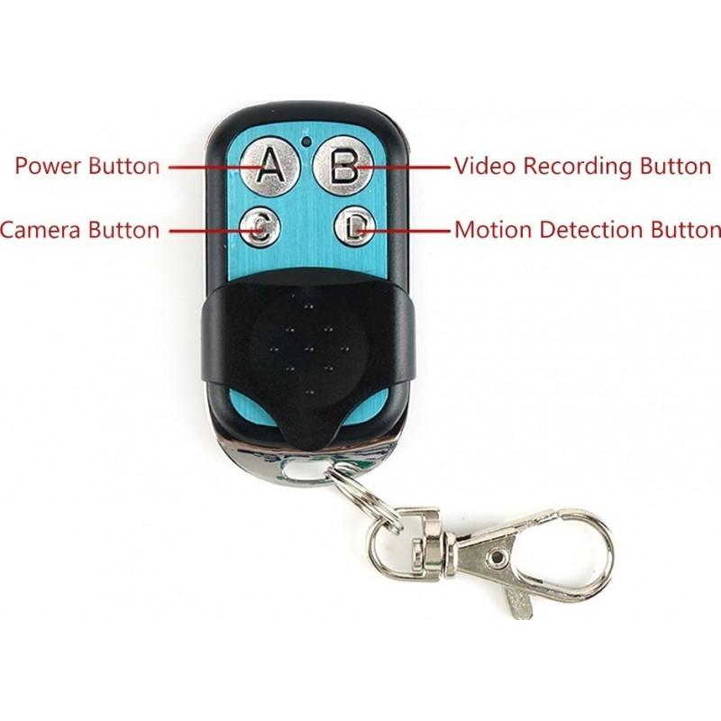 54,95 € Envoi gratuit | Autres Caméras Espion Bouton avec caméra cachée. 16 GB. HD. Caméscope. 1920x1080P. Détection de mouvement. Enregistreur vidéo de sécurité
