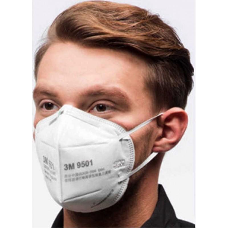 89,95 € Kostenloser Versand   10 Einheiten Box Atemschutzmasken 3M Modell 9501 KN95 FFP2. Atemschutzmaske. PM2.5 Anti-Verschmutzungsmaske. Atemschutzgerät für Partikelfilter