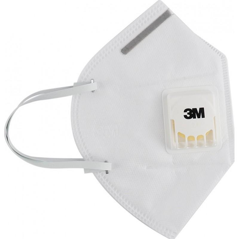 349,95 € Spedizione Gratuita   Scatola da 50 unità Maschere Protezione Respiratorie 3M 3M 9502V+ KN95 FFP2 Maschera di protezione delle vie respiratorie con valvola. PM2.5 Respiratore con filtro antiparticolato