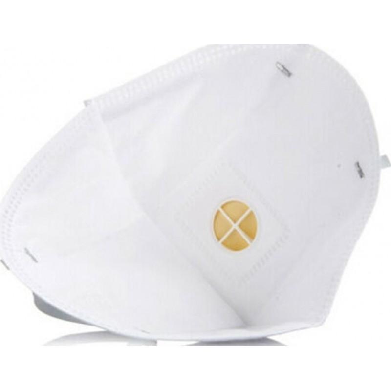 599,95 € Бесплатная доставка   Коробка из 100 единиц Респираторные защитные маски 3M 9502V KN95 FFP2. Респираторная защитная маска с клапаном. PM2.5 Респиратор с фильтром частиц