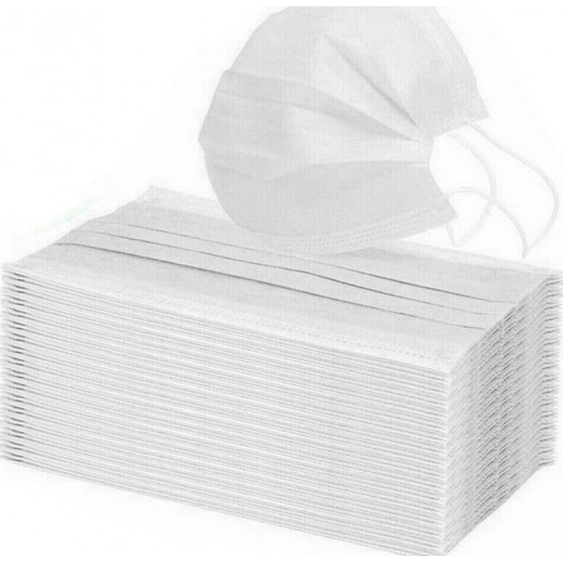 100 Einheiten Box Atemschutzmasken Einwegmaske für Kinder. Atemschutz. 3 Schicht. Anti-Grippe. Weich atmungsaktiv. Vliesmaterial. PM2.5