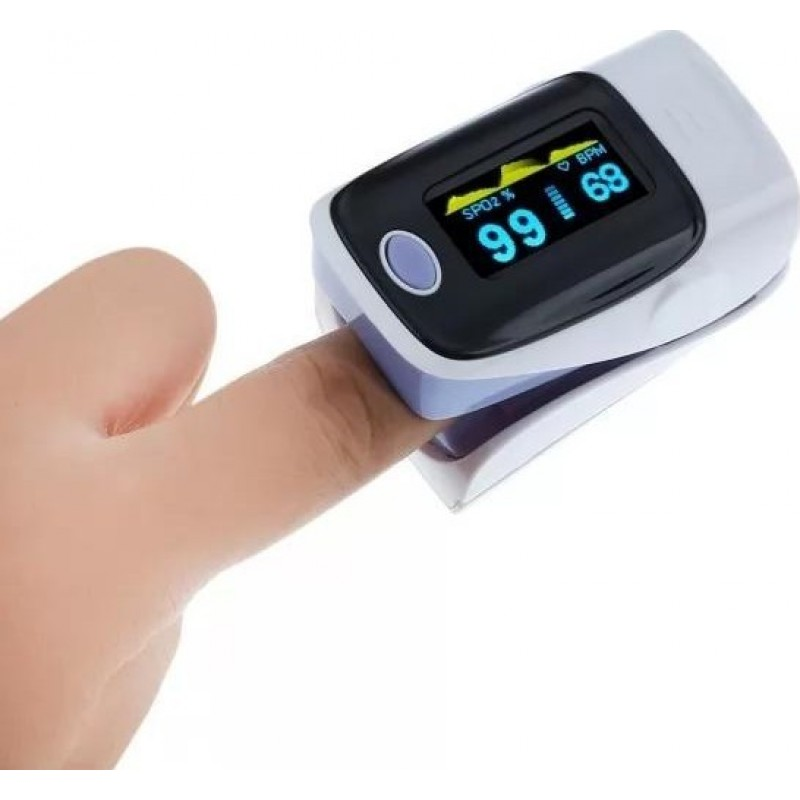 59,95 € Spedizione Gratuita | Maschere Protezione Respiratorie Pulsossimetro digitale