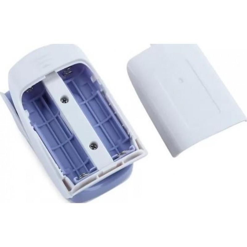 99,95 € Spedizione Gratuita | Scatola da 2 unità Maschere Protezione Respiratorie Pulsossimetro digitale