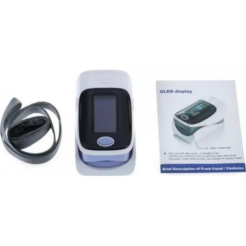 99,95 € Kostenloser Versand | 2 Einheiten Box Atemschutzmasken Digitales Pulsoximeter