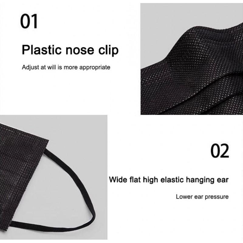 99,95 € Бесплатная доставка   Коробка из 500 единиц Респираторные защитные маски Одноразовая гигиеническая маска для лица. Защита органов дыхания. Дышащий с 3-х слойным фильтром