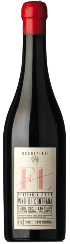 53,95 € Free Shipping   Red wine Arianna Occhipinti FL I.G.T. Terre Siciliane Sicily Italy Frappato Bottle 75 cl