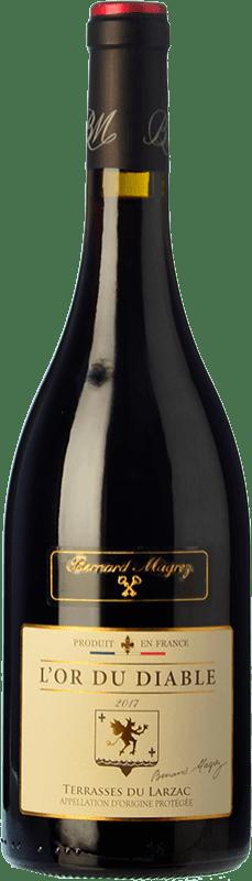 15,95 € Free Shipping   Red wine Bernard Magrez L'Or du Diable Roble I.G.P. Vin de Pays Languedoc Languedoc France Syrah, Grenache, Mourvèdre Bottle 75 cl