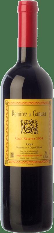 89,95 € Free Shipping   Red wine Remírez de Ganuza Gran Reserva 2010 D.O.Ca. Rioja The Rioja Spain Tempranillo, Graciano Bottle 75 cl