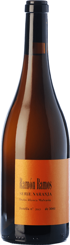 10,95 € Free Shipping   White wine Ramón Ramos Serie Naranja Blanco Fermentado en Barrica Crianza D.O. Toro Castilla y León Spain Malvasía, Doña Blanca Bottle 75 cl