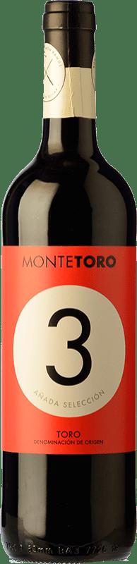 6,95 € Free Shipping   Red wine Ramón Ramos Monte Toro 3 Añada Selección Joven D.O. Toro Castilla y León Spain Tinta de Toro Bottle 75 cl