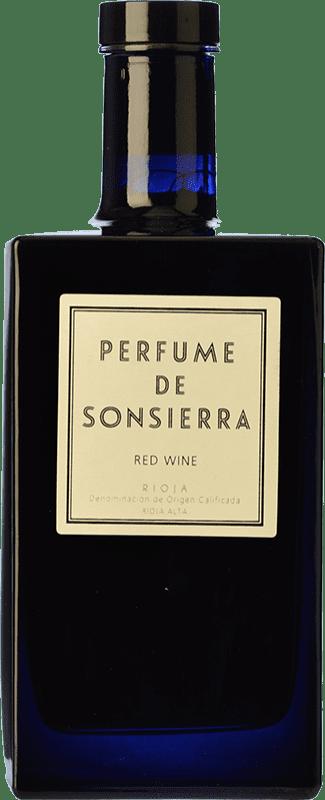 28,95 € Free Shipping   Red wine Sonsierra Perfume Crianza D.O.Ca. Rioja The Rioja Spain Tempranillo Bottle 75 cl
