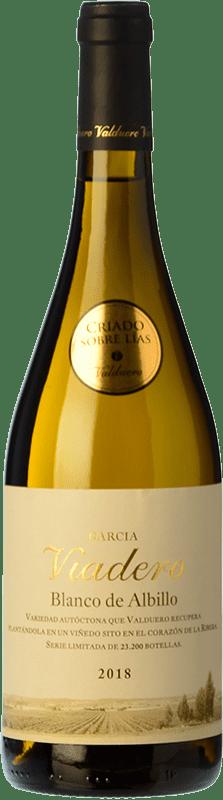 16,95 € Free Shipping   White wine Valduero García Viadero Crianza I.G.P. Vino de la Tierra de Castilla y León Castilla y León Spain Albillo Bottle 75 cl