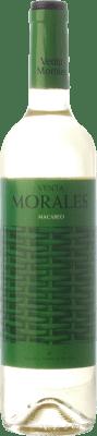 Volver Venta Morales Macabeo Vino de la Tierra de Castilla 75 cl