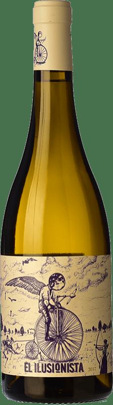 9,95 € Free Shipping | White wine Viñedos de Altura Ilusionista D.O. Rueda Castilla y León Spain Verdejo Bottle 75 cl