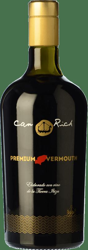 10,95 € Free Shipping   Vermouth Can Rich Premium I.G.P. Vi de la Terra de Ibiza Balearic Islands Spain Bottle 75 cl