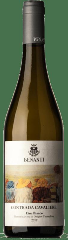 49,95 € Free Shipping   White wine Benanti Bianco Contrada Cavaliere D.O.C. Etna Sicily Italy Carricante Bottle 75 cl