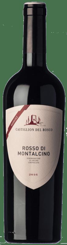 28,95 € Free Shipping   Red wine Ca' del Bosco D.O.C. Rosso di Montalcino Tuscany Italy Sangiovese Bottle 75 cl