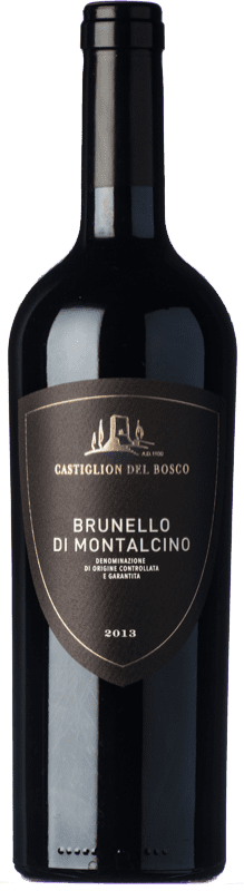 49,95 € Free Shipping   Red wine Ca' del Bosco D.O.C.G. Brunello di Montalcino Tuscany Italy Sangiovese Bottle 75 cl