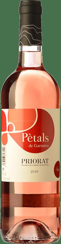 13,95 € Free Shipping | Rosé wine Sabaté Pètals Joven D.O.Ca. Priorat Catalonia Spain Grenache Bottle 75 cl